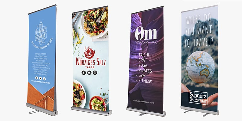 Roll-up banner tips 2